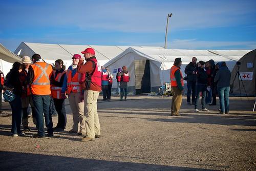 Canadian Red Cross ERU