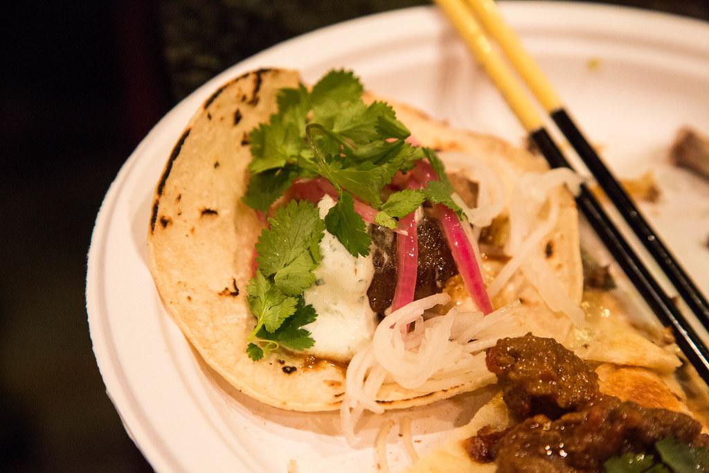 Vietnamese tacos