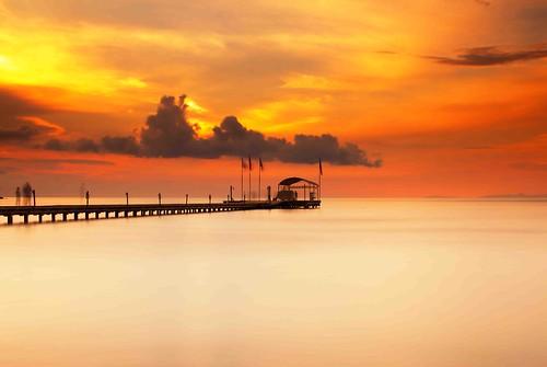 longexposure sunset sky seascape turkey pier colorful nd waterscape 10stop