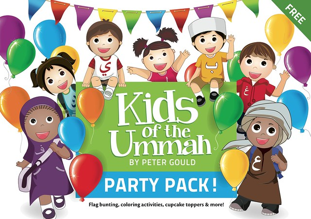 kids of the ummah free fun pack