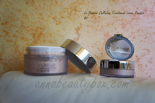 La Prairie Translucent Loose Powder in 2