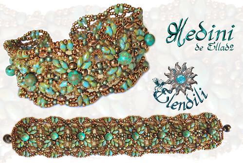 Medini bracelet by **Elendili**