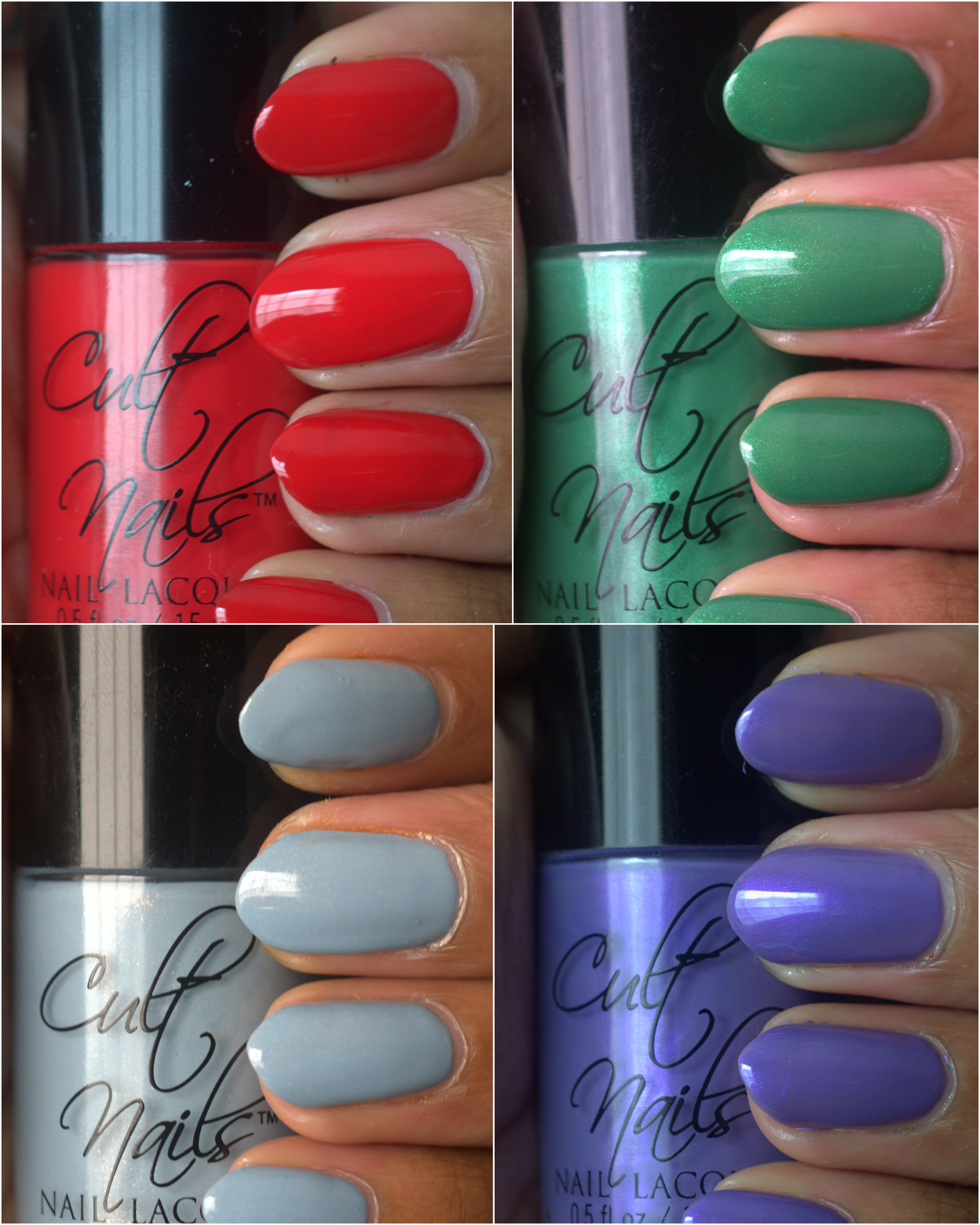 Cult Nails Cult Fairy Tale collection