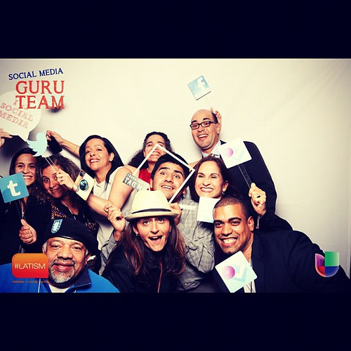 Too many folks to name! #latism having a fantastical time!!