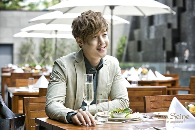 Kim Hyun Joong Lotte Hotel Busan