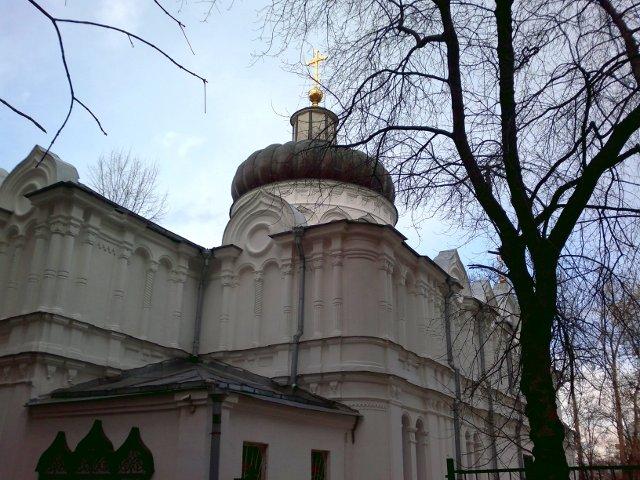 Храм Алексия, человека Божия