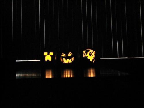 2012 Jack-O-Lanterns