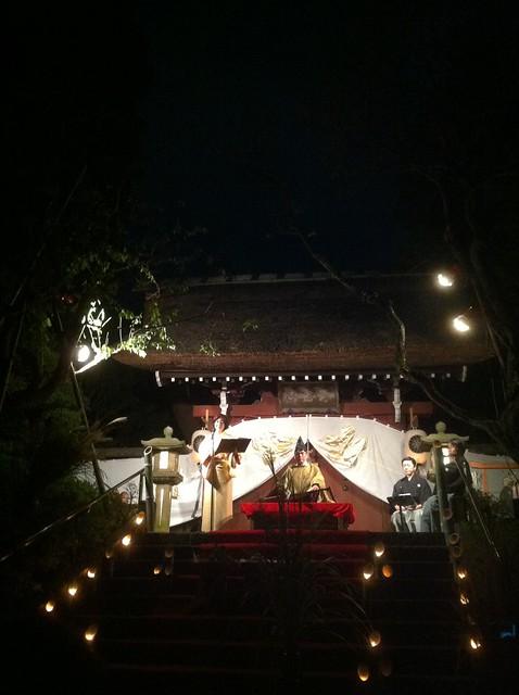 Photo:2012-10-27 十三夜観月会@深大寺山門 By Gangaajal