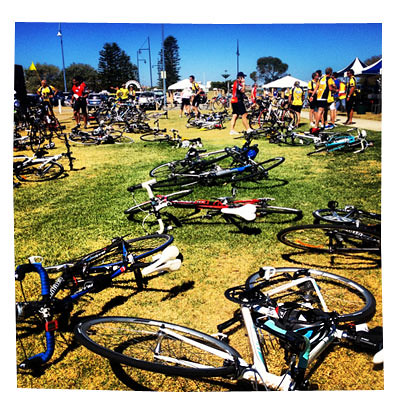 The Sunsuper Ride to Conquer Cancer - Perth 2012
