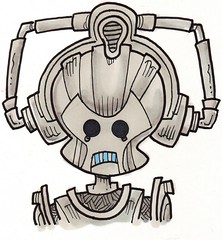 Bill White Cyberman