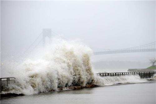 Huracan Sandy en Nueva York
