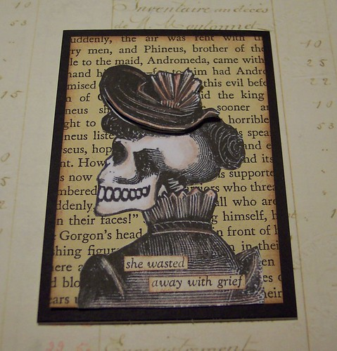 day of the dead woman atc
