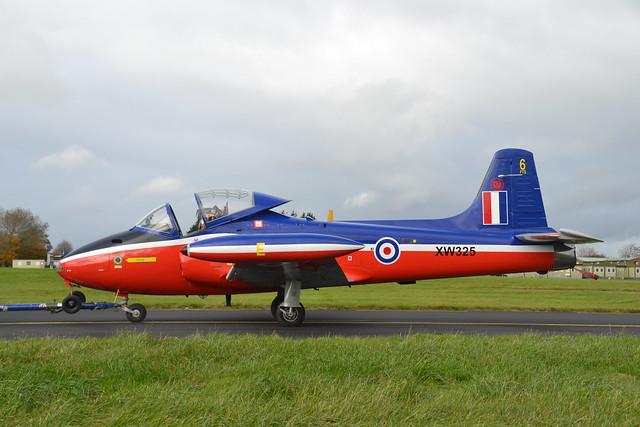 XW325/E G-BWGF Provost T.5B