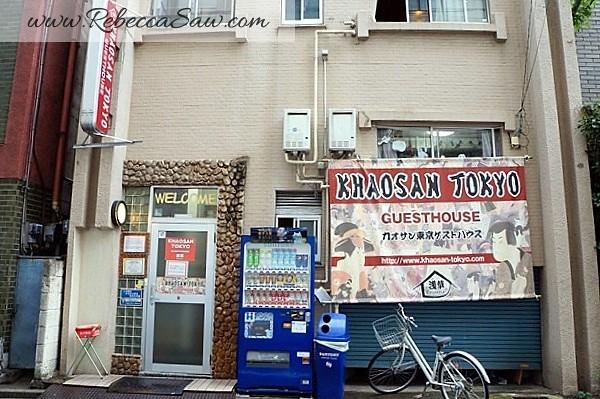 Khaosan Original Asakusa Tokyo - Hostel Review-035