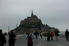 Mont Saint Michel :  M9 and M8 : September 2012