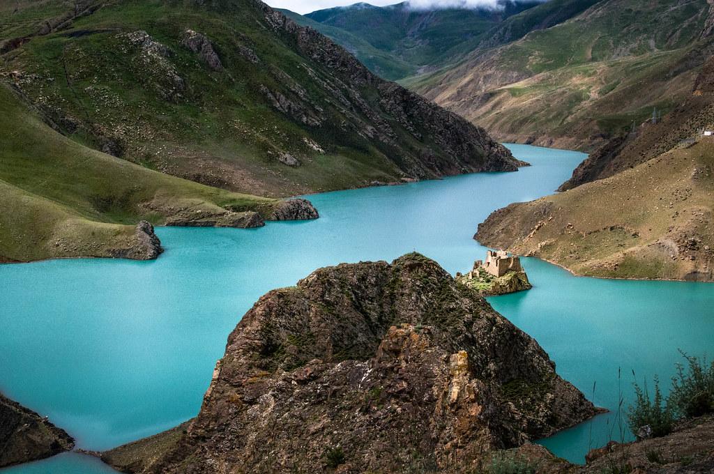 重游西藏-羊卓雍措 - 风景这边独好 - 风 景 这 边 独 好