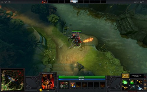 Dota 2 doom bringer guide – builds, abilities, items and strategy.