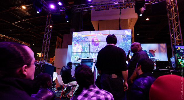 Paris Games Week 2012 | Stand Capcom | by Studiosushi