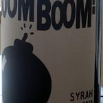 2010 BoomBoom! Syrah