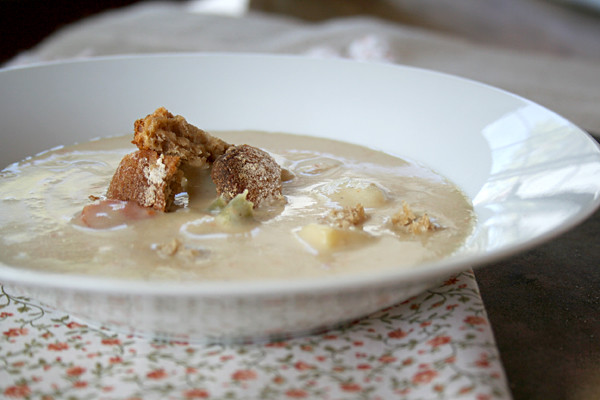 A Simple, Potato Soup Recipe