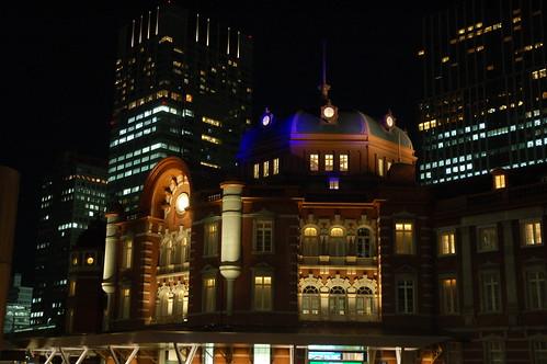 東京駅丸の内駅舎_20121029