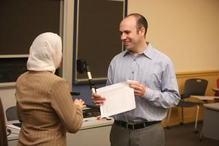 Faculty Andy Molinsky, Associate Professor of Organizational Behavior