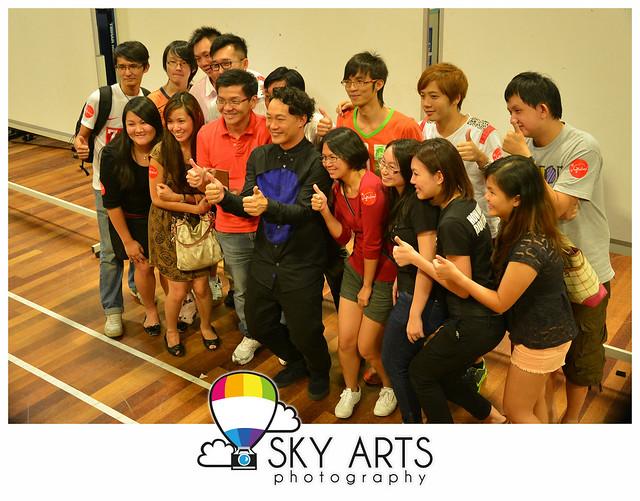Eason Chan Malaysia <...3mm> Showcase at KTAR Setapak