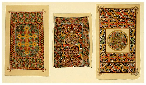 003-Fac-similes of the miniatures & ornaments of Anglo-Saxon & Irish manuscripts-1868
