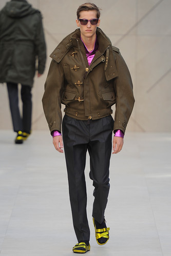 EXILES_Kristoffer Hasslevall_FW13 Milan Burberry Prorsum