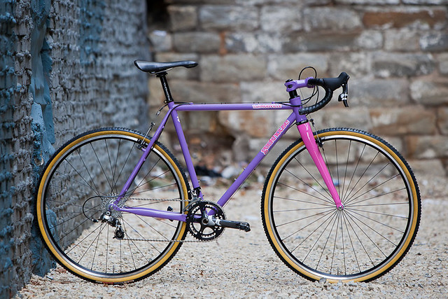 Beautiful Bicycle: Brad's Geekhouse Team Mudville Cross