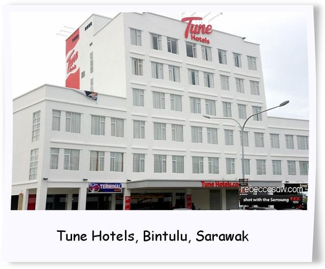 Tune Hotels, Bintulu