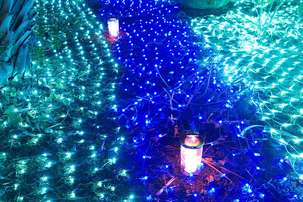 Illumination in Enoshima
