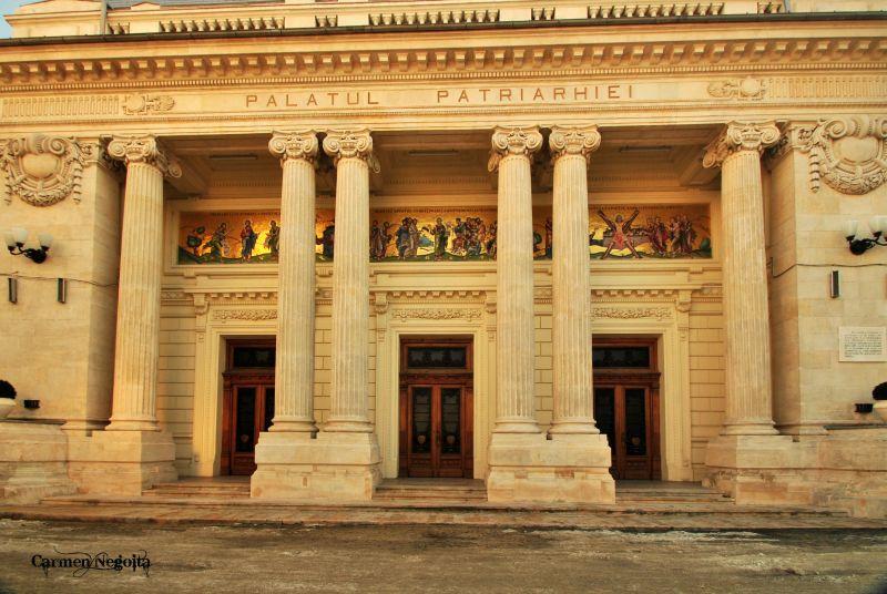 Bucuresti_Palatul Patriarhiei_4