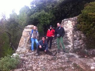 Excursion castillo de alaro en mallorca