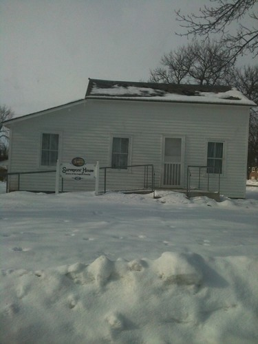 Laura ingalls wilder houses in De Smet, SD- surveyors house