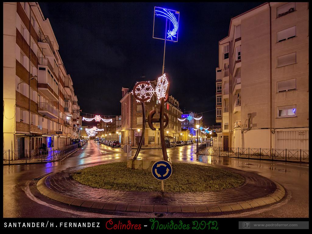Navidades Colindres 2012 - Santander - Heliodoro Fernandez