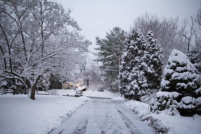 Snow Day, Philadelphia