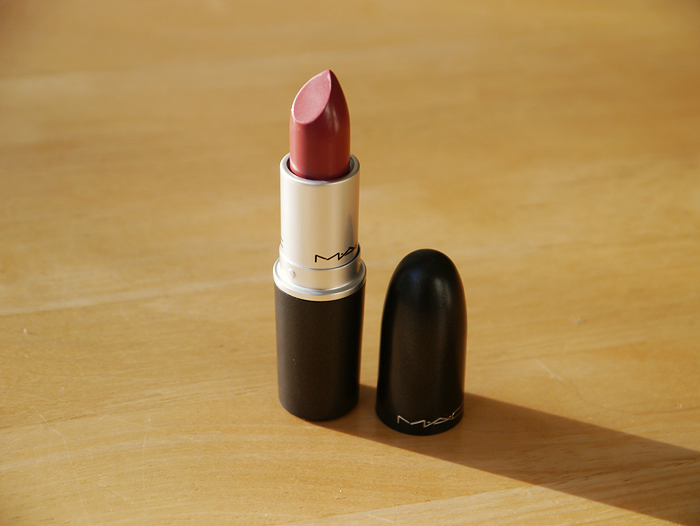 mac creme in your coffee lipstick review 1
