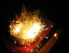 amcamızın doğum günü bizimse yeni yıl pastamız