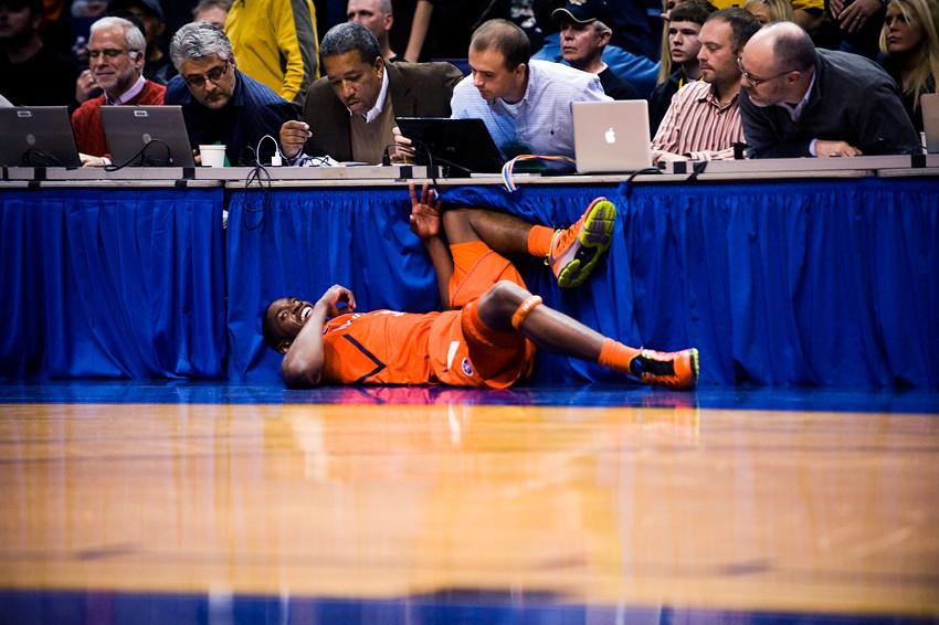 Slide Show: Basketball: MU 82-Illinois 73