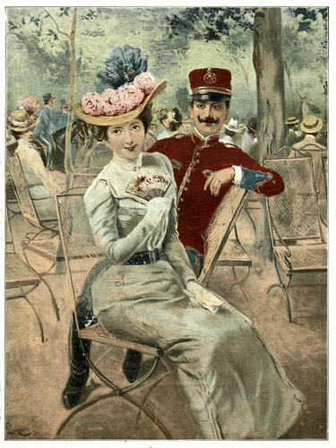 008-Plaza sitiada-Fernandez de la Mota- Album Salon 011-1907- Hemeroteca digital de la Biblioteca Nacional de España