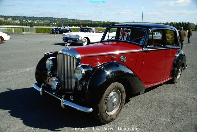 1946 Bentley mk VI   Flickr - Photo Sharing!