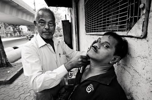 Street Barber, Not Murderer.
