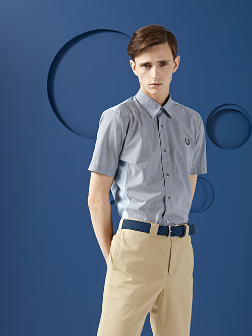 Alex Dunstan0228_FRED PERRY LAUREL WREATH SS13(Fashion Press)