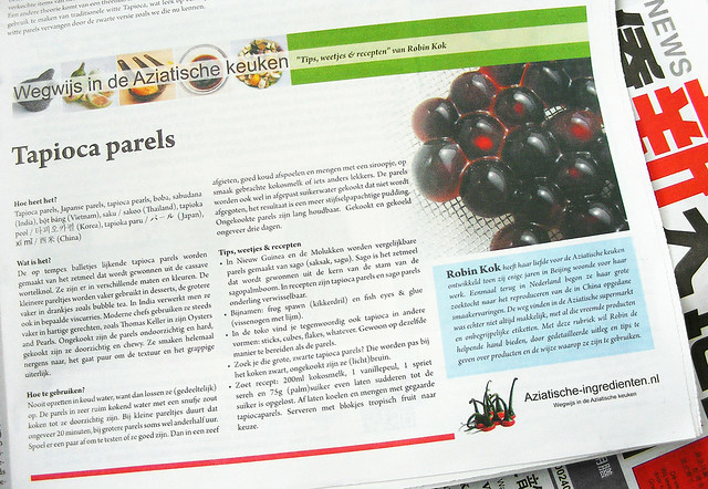 Aziatische-ingredienten.nl in de media
