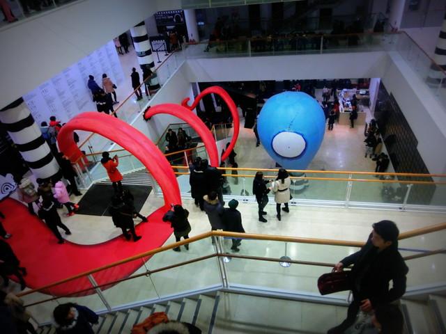 Tim-Burton-exhibit-Seoul