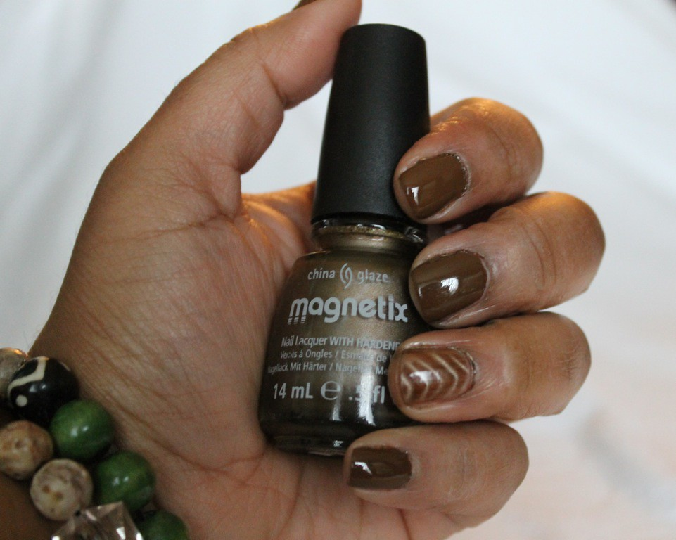China Glaze Magnetix Polish Review