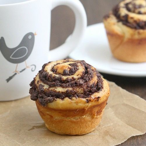 Chocolate Swirl Buns