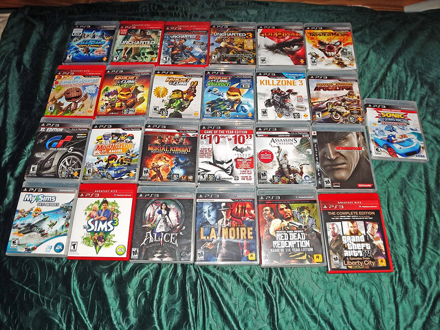All Games For Ps3 : Sony ps games flickr photo sharing
