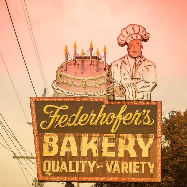 Federhofer's Bakery